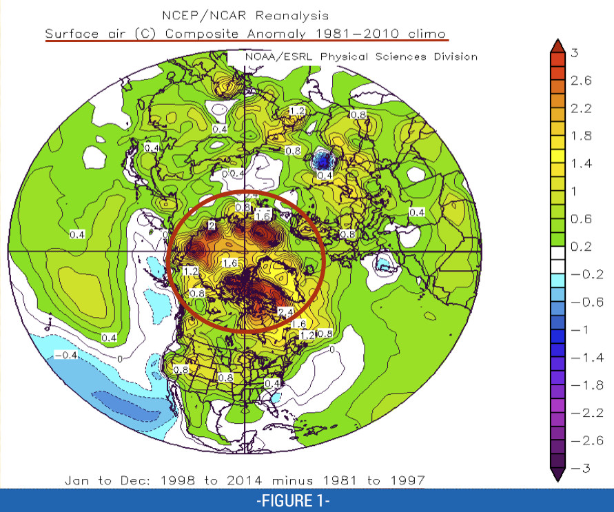 """Global Warming and ENSO – A """"Helter-Skelter"""" Atmosphere"""