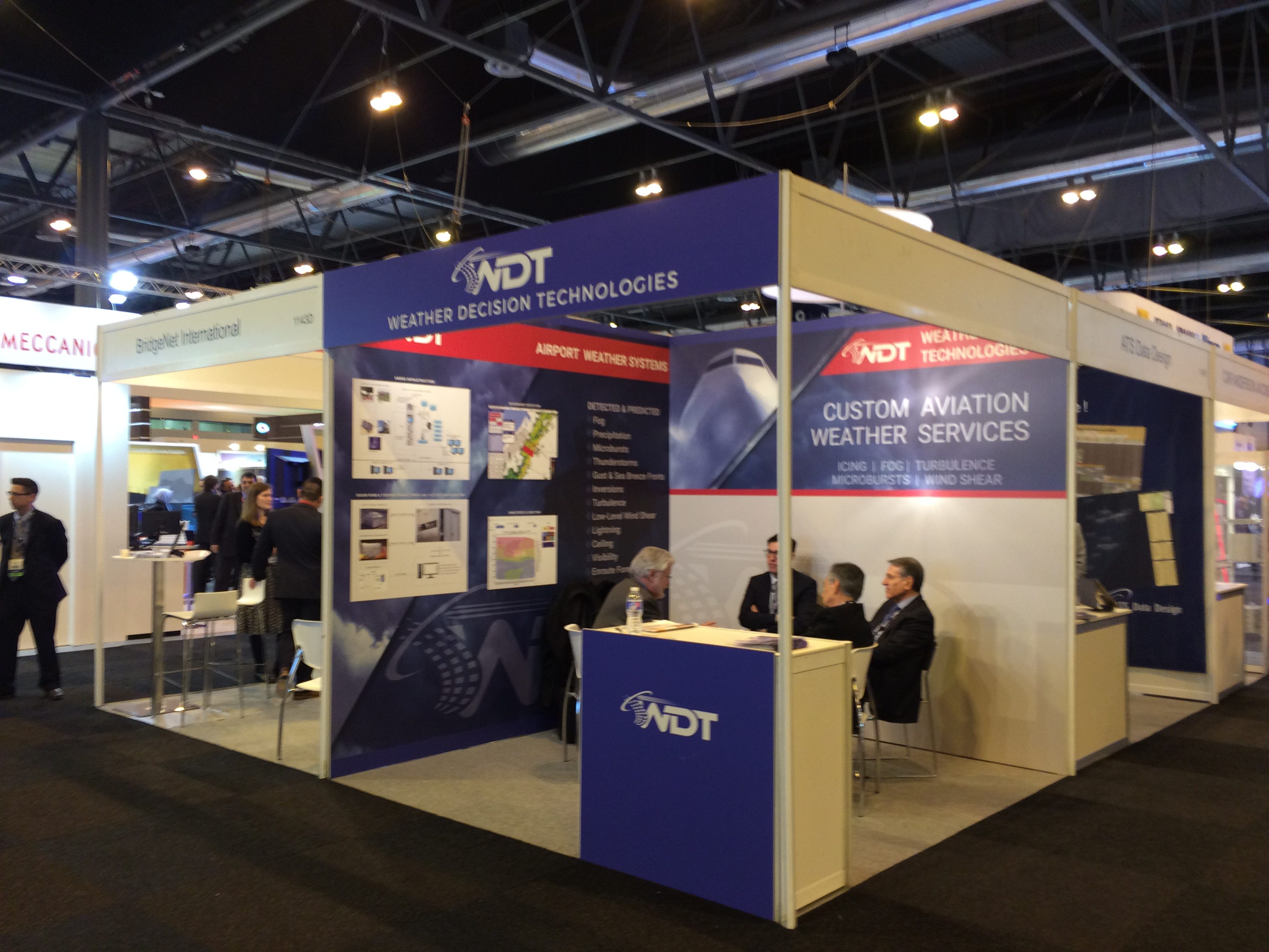 WDT Attends ATM Global in Madrid!