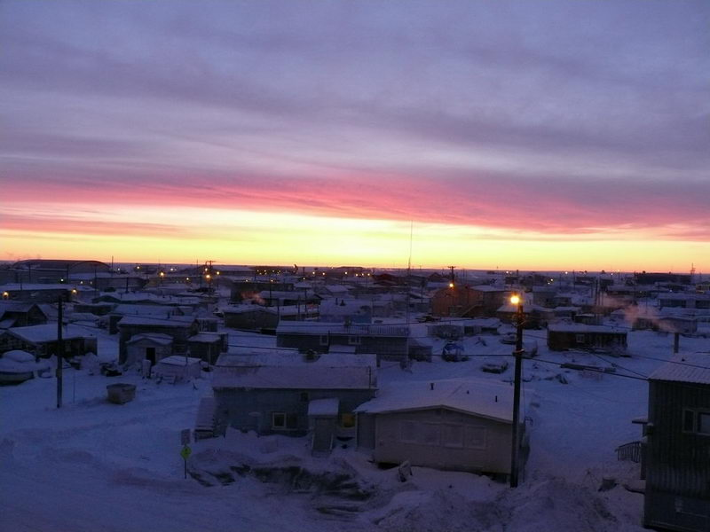 The Land of the Midnight Sun is Also the Land of the Polar Night