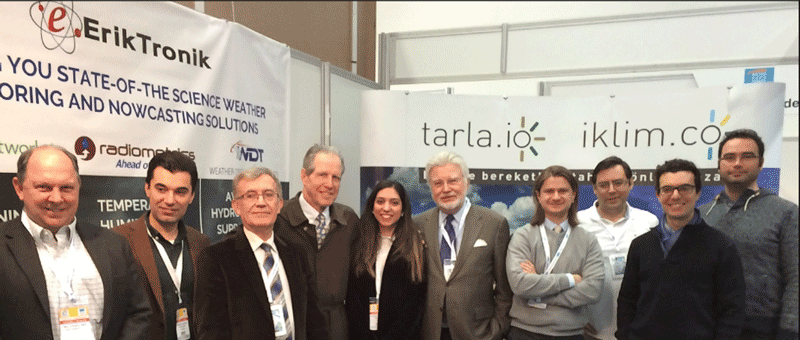 WDT Attends Turkish Meteorological Expo