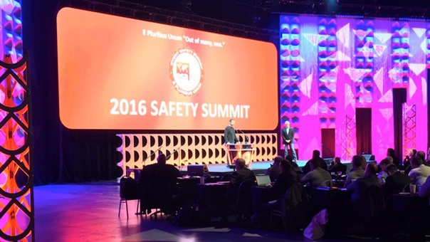 WDT Attends the Event Safety Summit