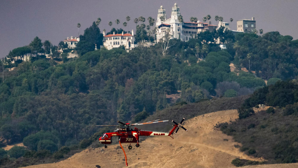 Wildfires Threaten Homes, National Monuments, And National Parks