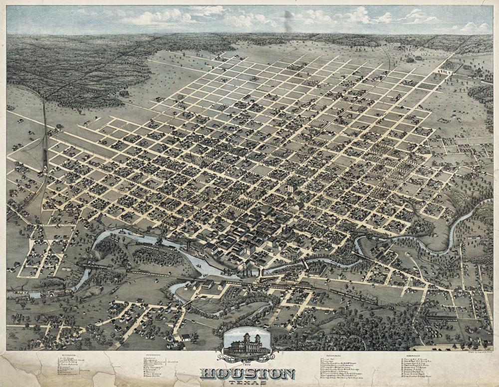 Houston's History of Floods