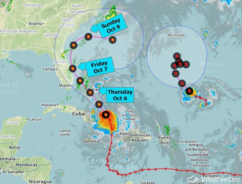 Hurricane Matthew is Causing Havoc in the US