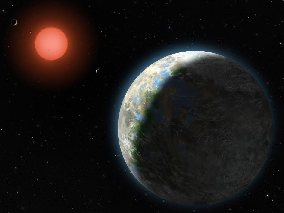 Planetary Weather: Krypton and Other Far Away Places