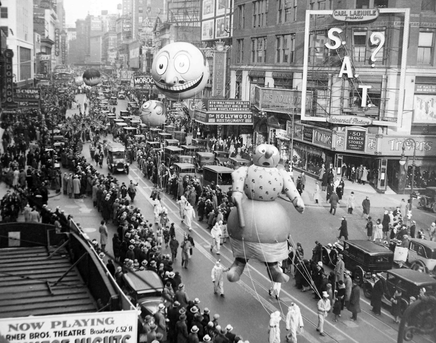 Macy's Parade May Have Weather Issues