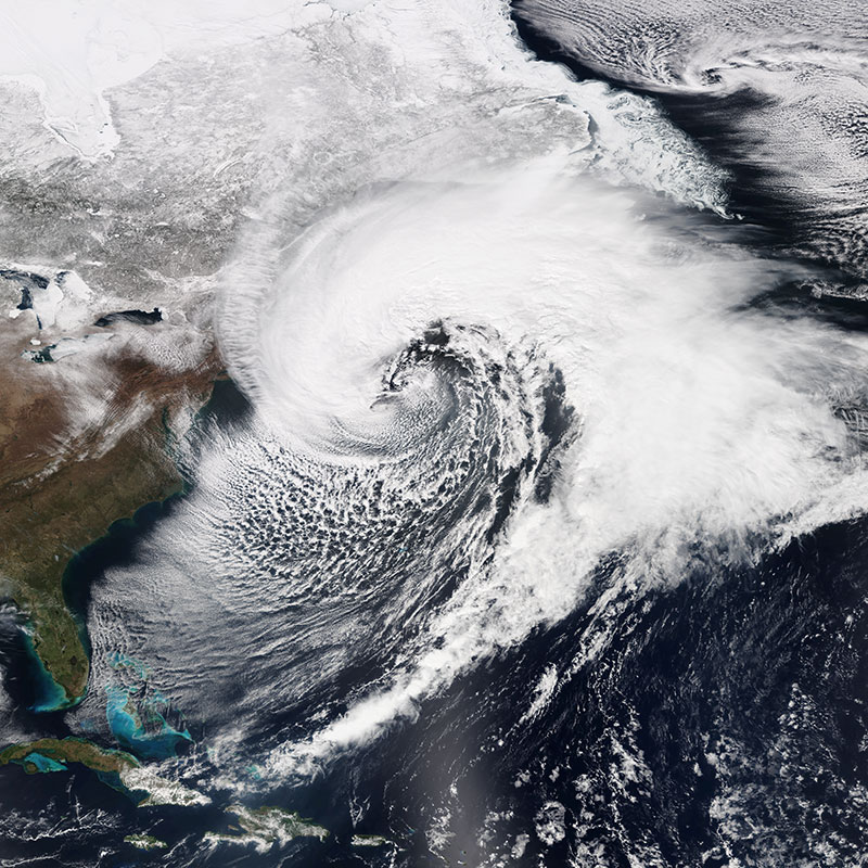 Tis the Season for Nor'easters