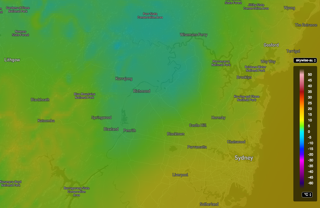 High-Resolution Weather Data withR