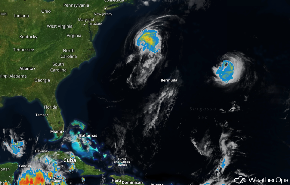 Hurricane Season in the Atlantic Isn't Over Yet