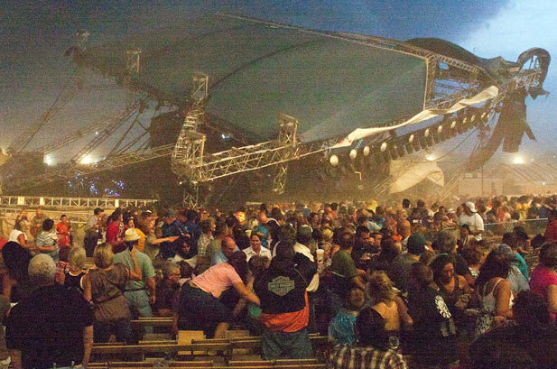 8Times Extreme Winds Severely Affected Outdoor Events