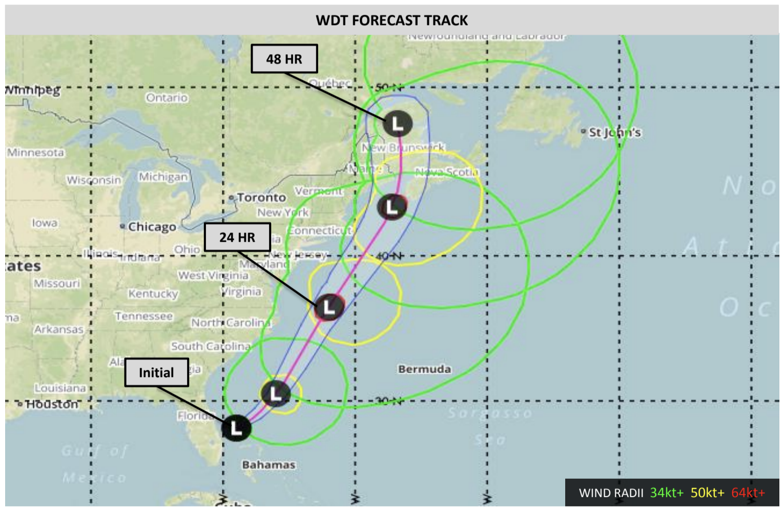 WDT Brings Safety to the Forefront with Nor'easter Advisories