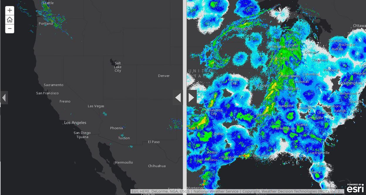 Clean Radar Makes for Easier Decisions