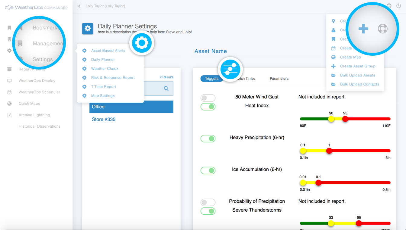 Leading Weather Risk Mitigation Software Offers New Look and Features