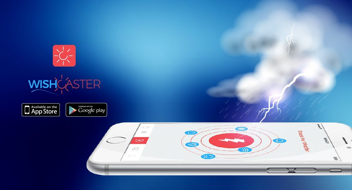 New App Creates the Weather You Want, When You Want It