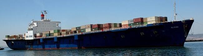 El Faro, lost at sea