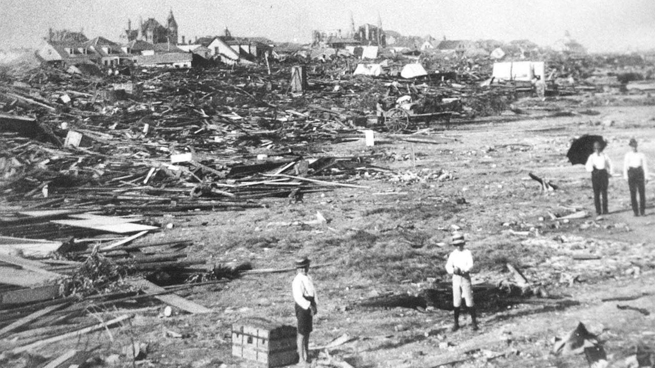 How Weather Changed the Course of History for Houston