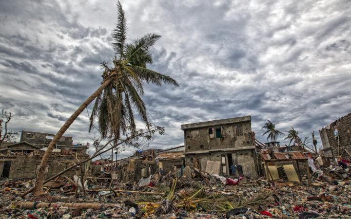 The Aftermath of Hurricane Matthew in Haiti