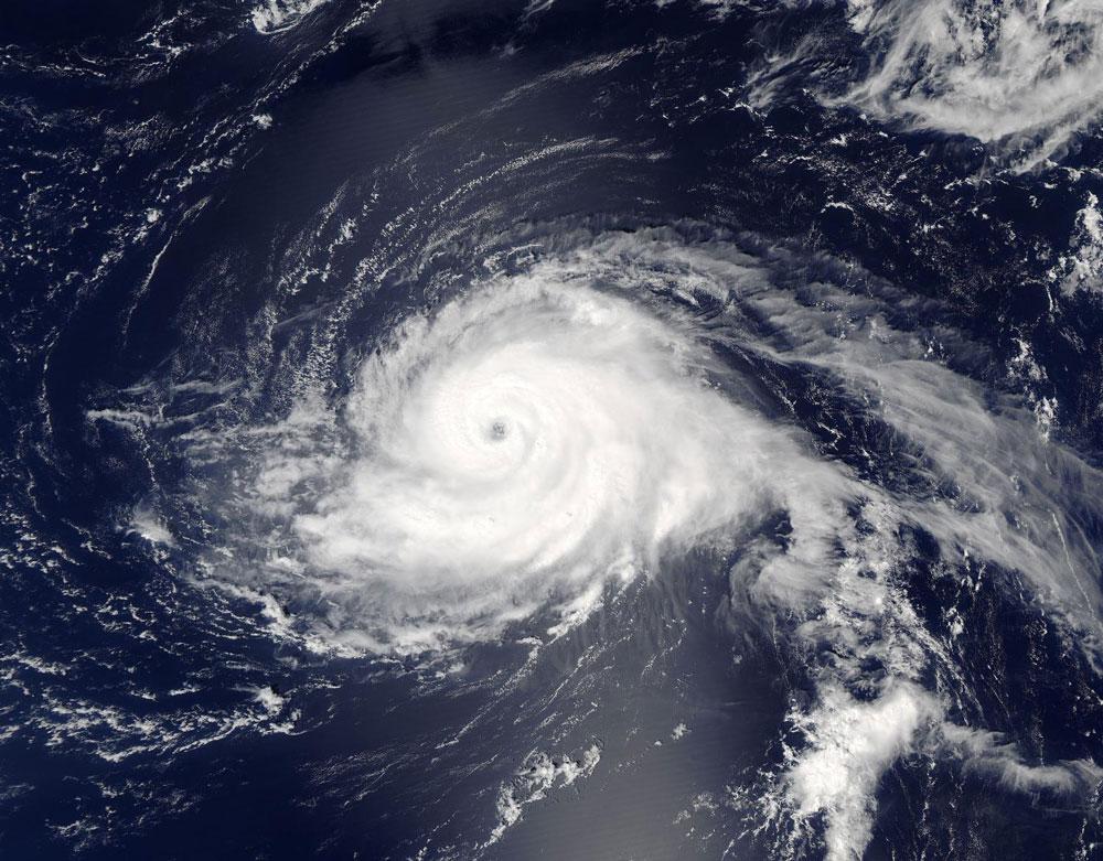 Why Do Hurricanes Go Where They Go?