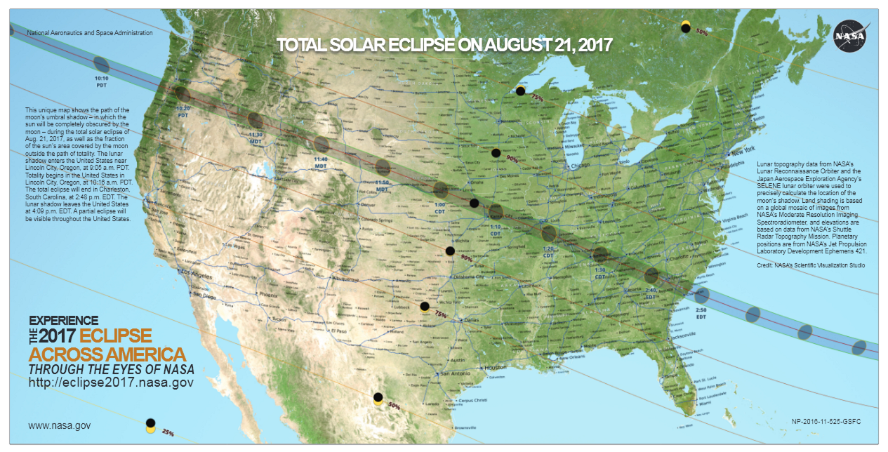 Are You Ready for the August 2017 Solar Eclipse?