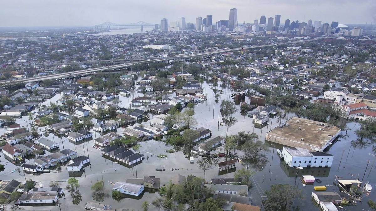 Billion-Dollar Weather Disasters Are Becoming More Common