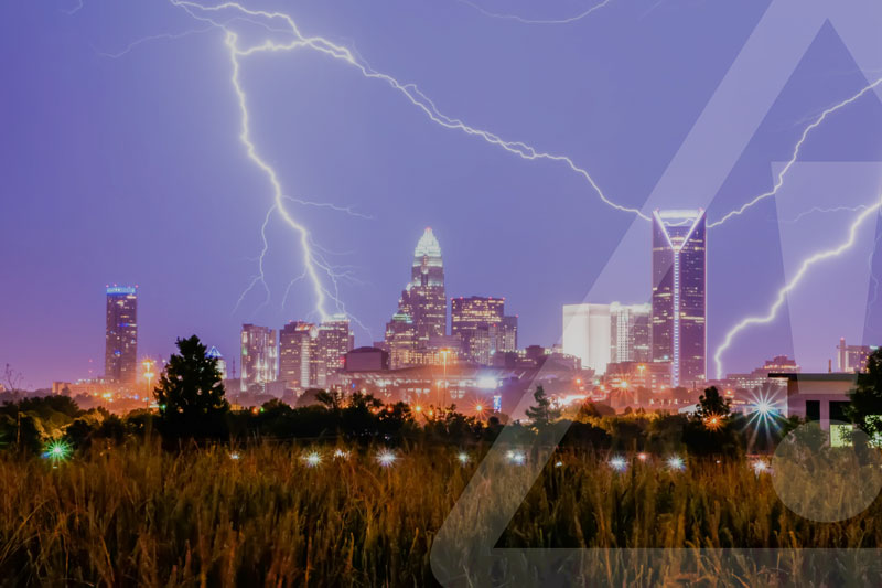 Do Commercials Glorify Lightning?