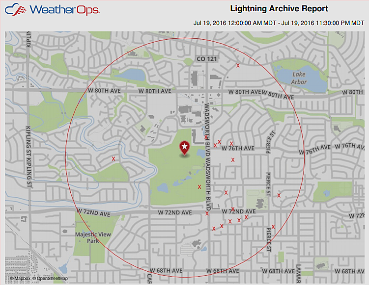 There Have Been Five Lightning Fatalities in the Past Week
