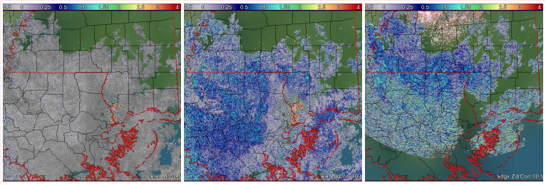 Automatically Correcting Bad Differential Reflectivity Data