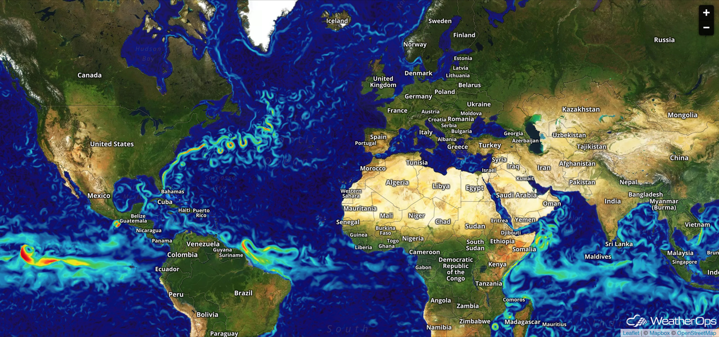Weather Decision Technologies and Tidetech Commercial Marine Partner to Deliver Precision Offshore and Transit Data Globally