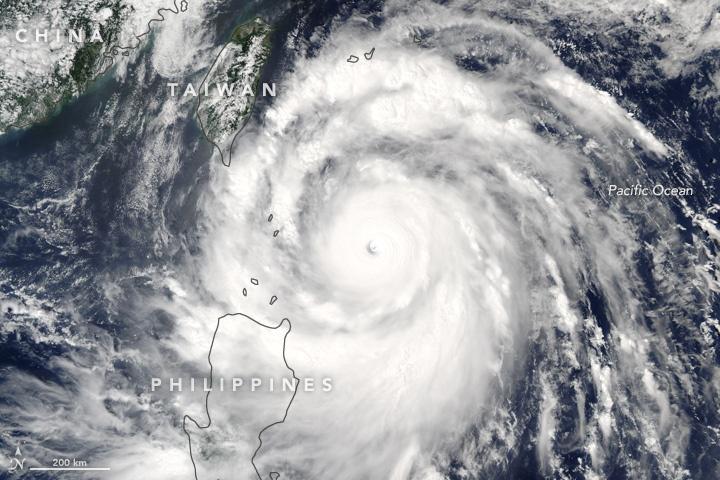 2016's Hurricane, Cyclone and Typhoon Activity, Thus Far