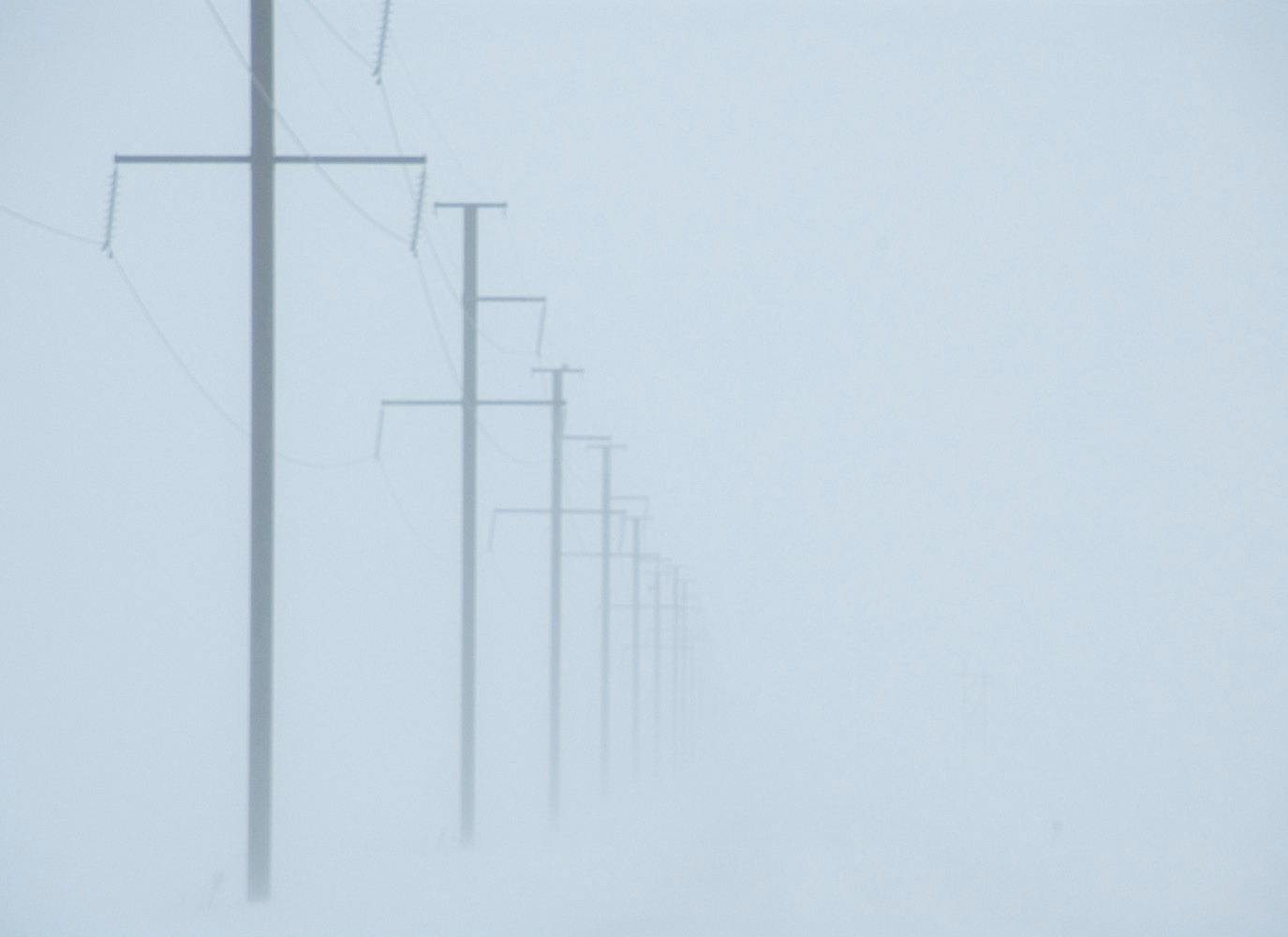 Winter Weather Will Cause Whiteout Conditions in the North