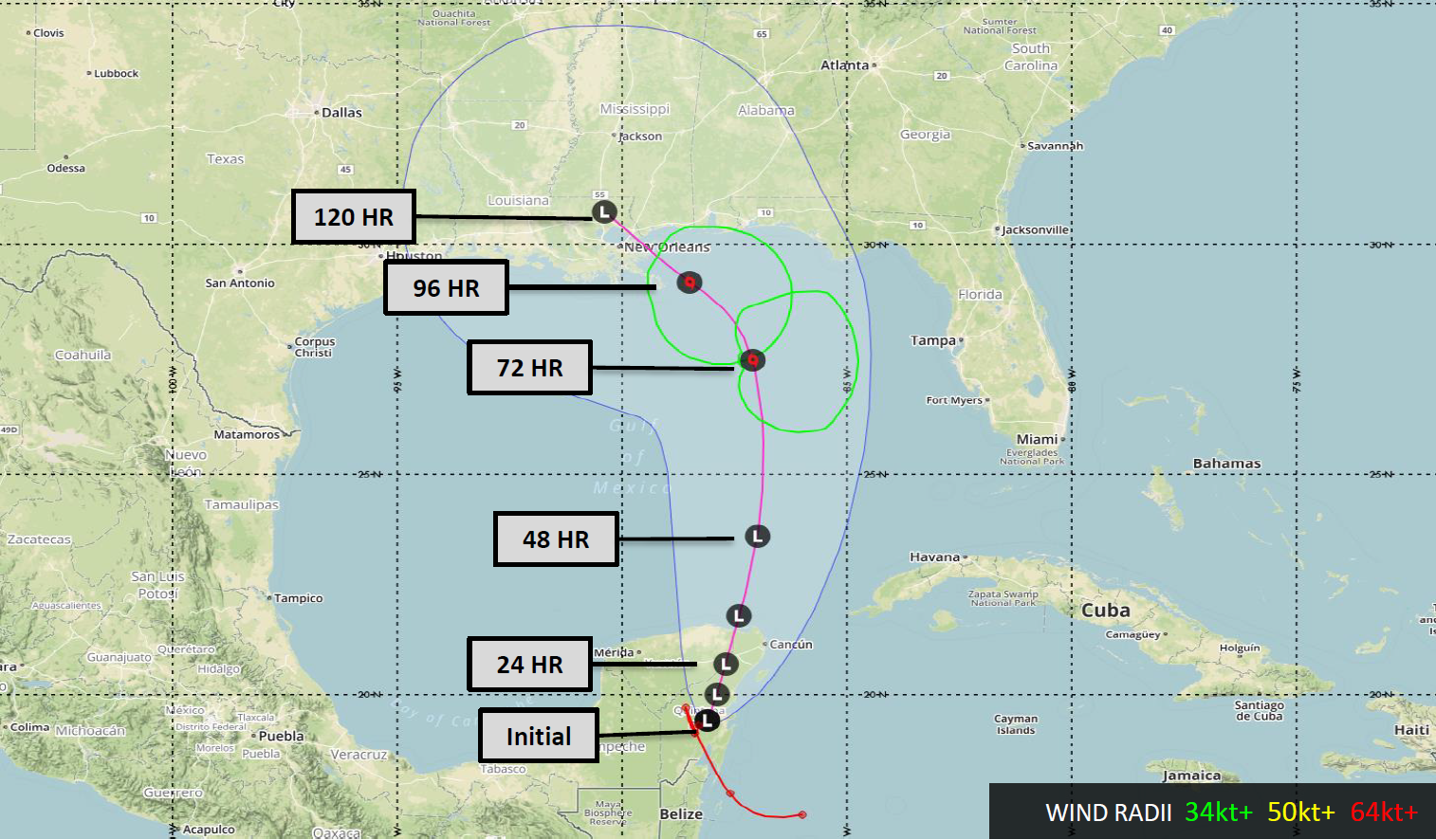 Will a Tropical System Impact Your Memorial Day Plans?