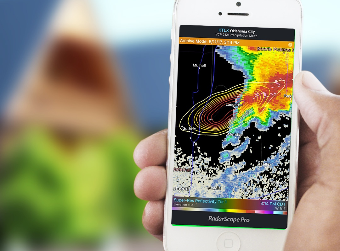 RadarScope: Twitter Issues With iOS 11 Release