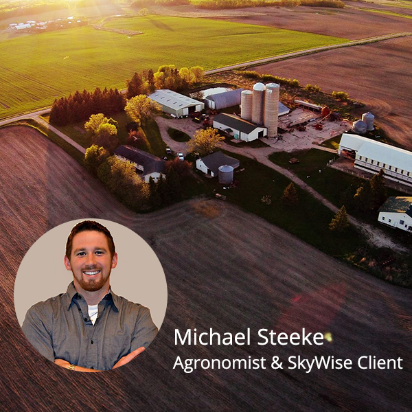 A Sit Down with Agronomist Michael Steeke