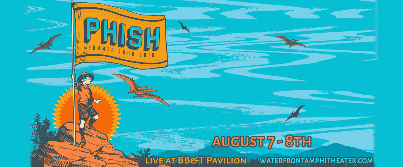 Lightning Causes Phish Show to Implement Weather Plan