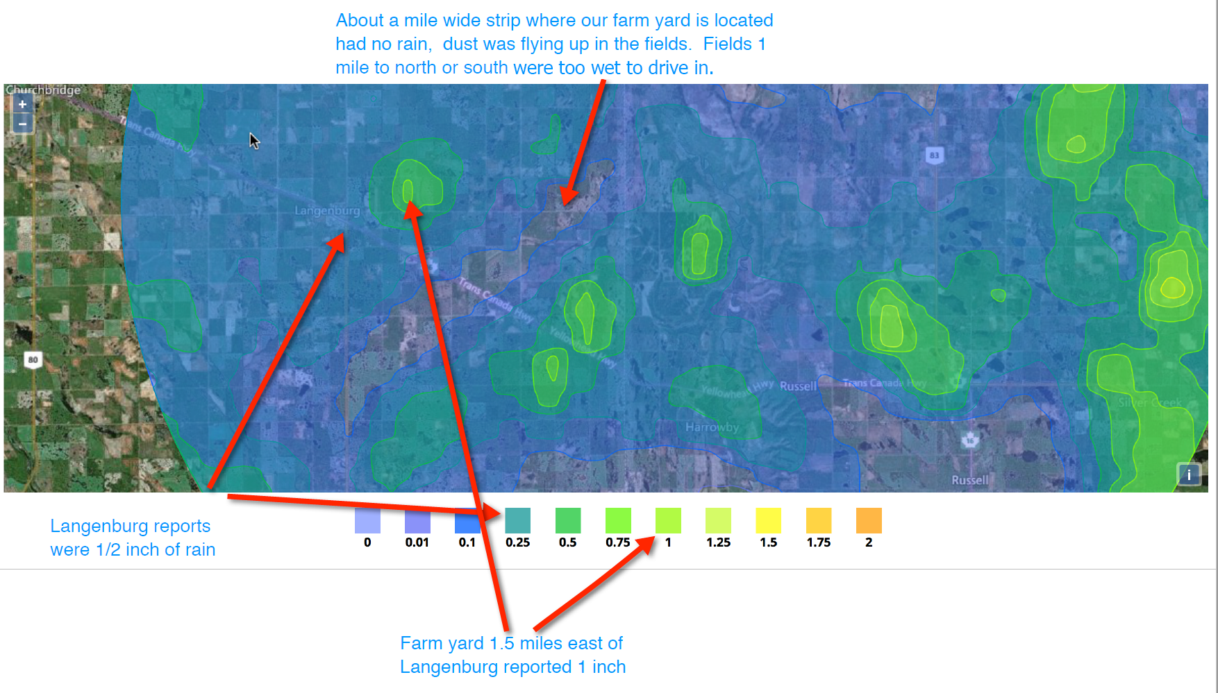 Premium Weather: Changing the Workflow of Farmers for the Better