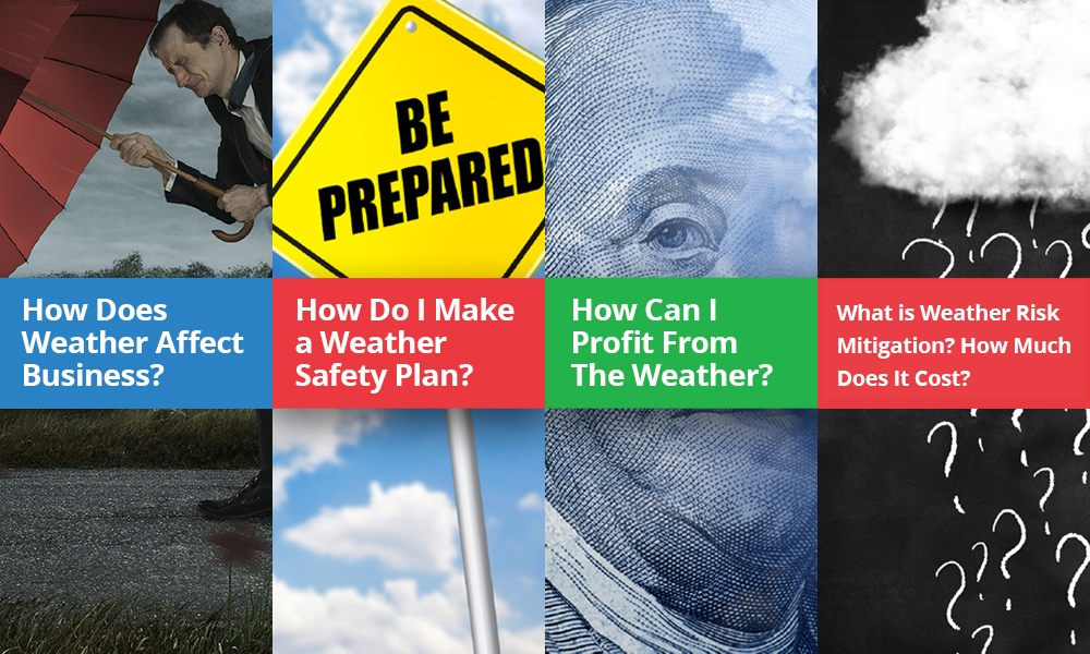 Newly Enhanced Daily Planners Help Corporate Decision-Makers Plan Around Weather Impacts